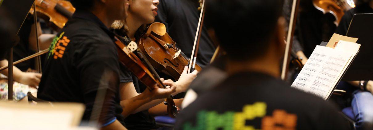YMCG Symphony Orchestra